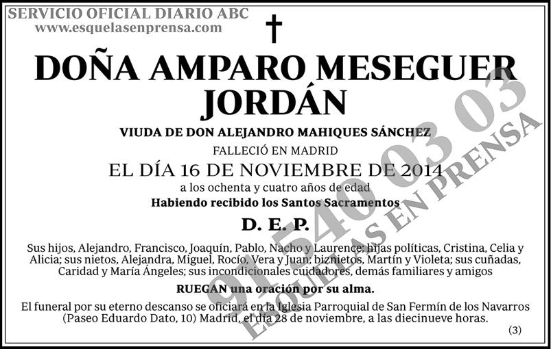 Amparo Meseguer Jordán